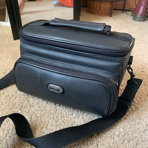 Other - leather maxwell camera bag